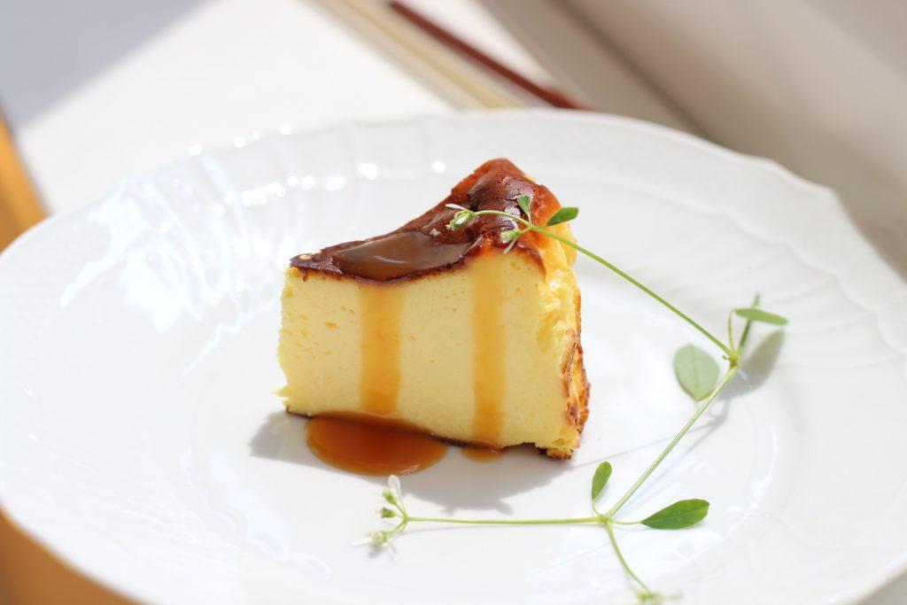 バスクチーズ